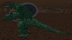 Mechasaurus Buzz-Daikessen