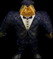 Big Mobster