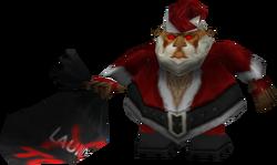 Evil Santa Claws