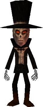 Undertaker Ghost