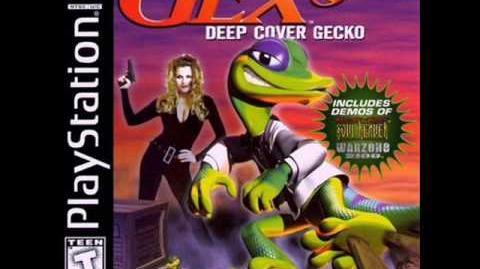 Gex 3 Deep Cover Gecko - Western Station