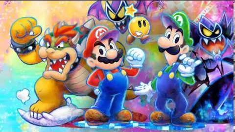 Mario and Luigi- Dream Team - Never Let Up! (8-Bit Remix)