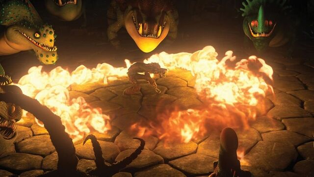 File:Httyd 2 surrounded by fire by lifelantern-d7aasej.jpg
