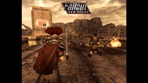 Fallout- New Vegas - Battle of Hoover Dam (Caesar's Legion)