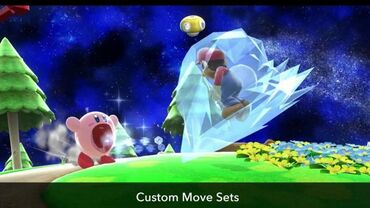 Custom-move-set-kirby
