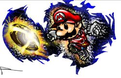 Paper mario strikers charged by emeraldsaber