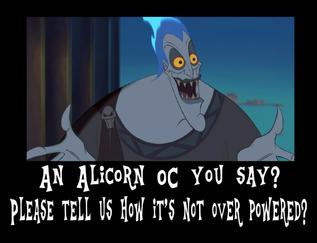 Alicorn oc you say by shadowpredator100-d5tvaiw