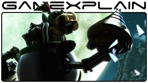 Bowser Jr & Koopalings Smash Bros Wii U Trailer (High Quality!)