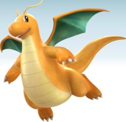 Dragonite Smash