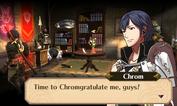 Chromgratulation party