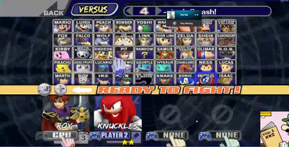 Project M 4.0 Roster