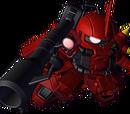 Ridden's High Mobility Type Zaku II