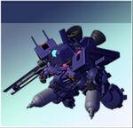 MSJ-06II-ET Tieren Space Commander Type