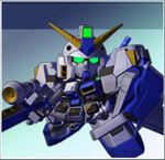 RX-78-4 Gundam Unit 4 G04 Booster