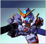 RX-78-5 Gundam Unit 5 G05 Booster