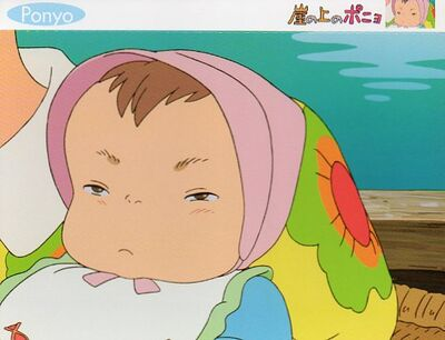 Young Mother's Baby - Studio Ghibli Wiki