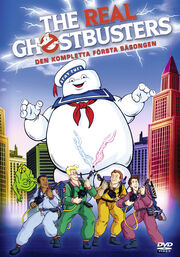 The real ghostbusters sasong 1 2 disc