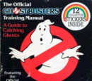 The Official Ghostbusters Training Manual (sticker book)