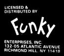 Funky Enterprises Inc. produced Ghostbusters II Merchandise