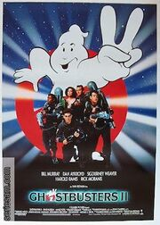 Swedish Ghostbusters 2 poster