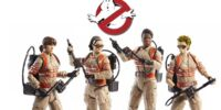Mattel Ghostbusters 6 Inch Toy Line