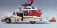 Action Vehicle: Ecto-1A Vehicle