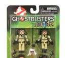 """Ghostbusters Minimates: """"I Love This Town"""" Box Set"""