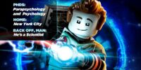 Lego Dimensions Ghostbusters: Level Pack