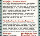The Idulnas Incursion Campaign