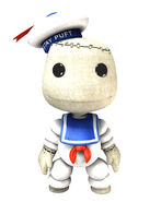 Little Big Planet costume Stay Puft
