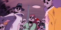 Living Skeletons
