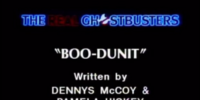 Boo-Dunit