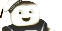 Stay Puft Marshmallow Man (Mascot)
