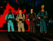 TheFourGhostbusters
