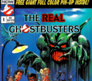 The Real Ghostbusters NOW Comics