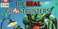 The Real Ghostbusters (Acchiappafantasmi) MBP Comics
