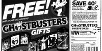 Fuji Film's Ghostbusters II Promotion