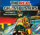 The Real Ghostbusters: and Egon's New Invention