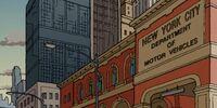 New York City Department of Motor Vehicles