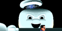 Stay Puft Marshmallow Man/Sega