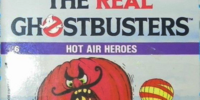 The Real Ghostbusters: Hot Air Heroes