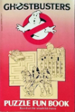 GhostbustersScholasticPuzzleFunBookcover