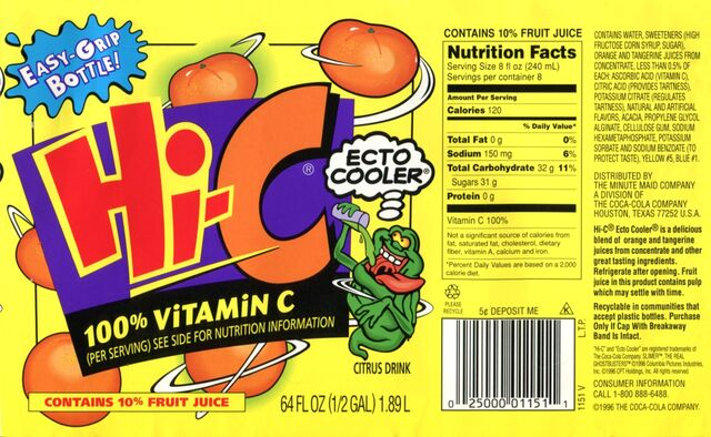 File:Hi-C Ecto-Cooler Can Label 1996.jpg