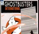 IDW Publishing Comics- Ghostbusters International 1