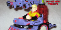 Extreme Ghostbusters Prototype Action Figures