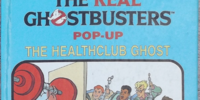The Real Ghostbusters Pop-Up: The Healthclub Ghost