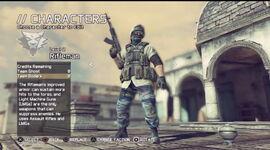 Default Bodark Rifleman - FS MP