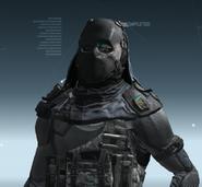 L3R Ballistic Mask PN