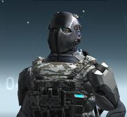 L3A Ballistic Mask PN