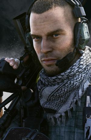GRW STANDEE E3 2016 Holt HD LOGO